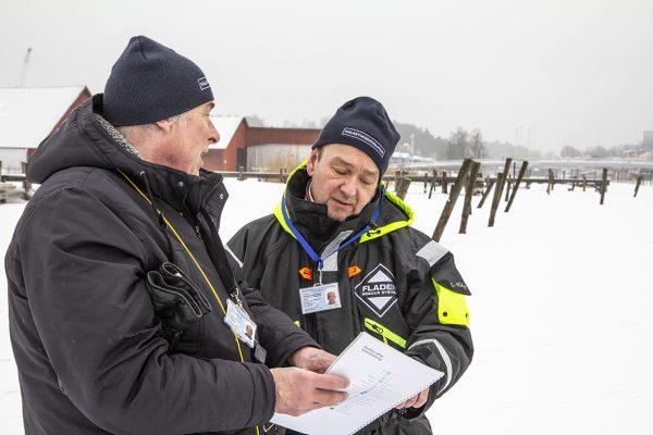 Kalastuksenvalvonta tapahtumailmoitus