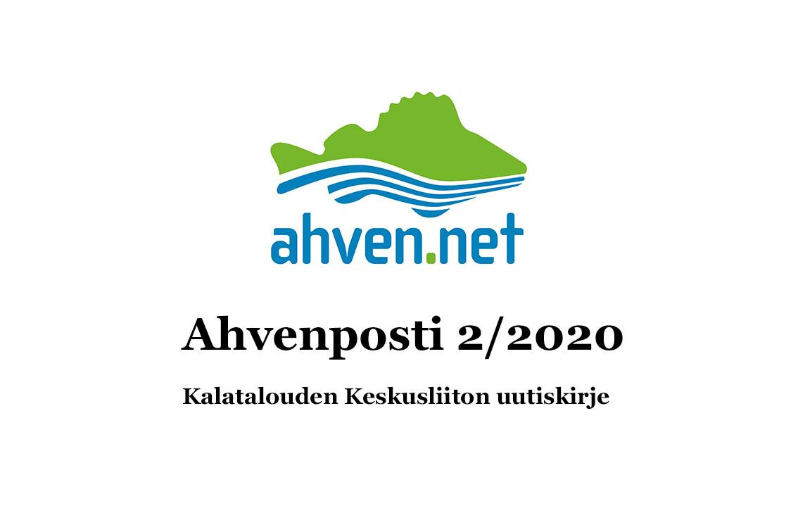 Ahvenposti 2/2020