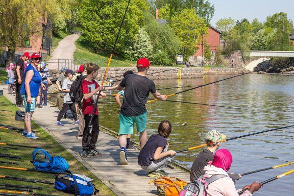Valtakunnallinen kalastuspäivä