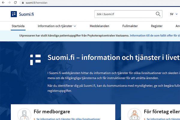Katso-koderna tas ur bruk den 31.12.2020 och delägarlag och fiskeriområden övergår till att använda Suomi.fi-tjänsten.
