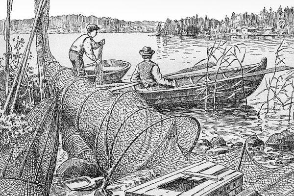 Fisket i Finland har utvecklats mycket under åren, men fiskerirådgivningen har fortsättningsvis en viktig uppgift.