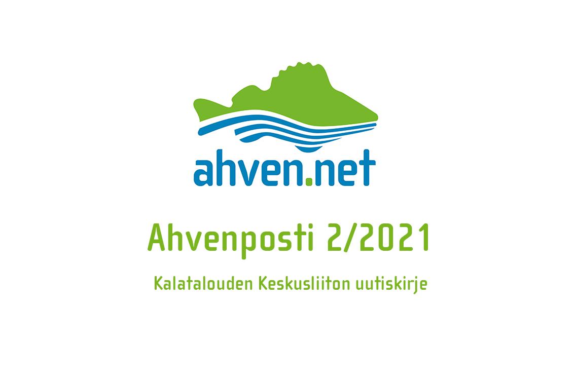 Ahvenpostin logo
