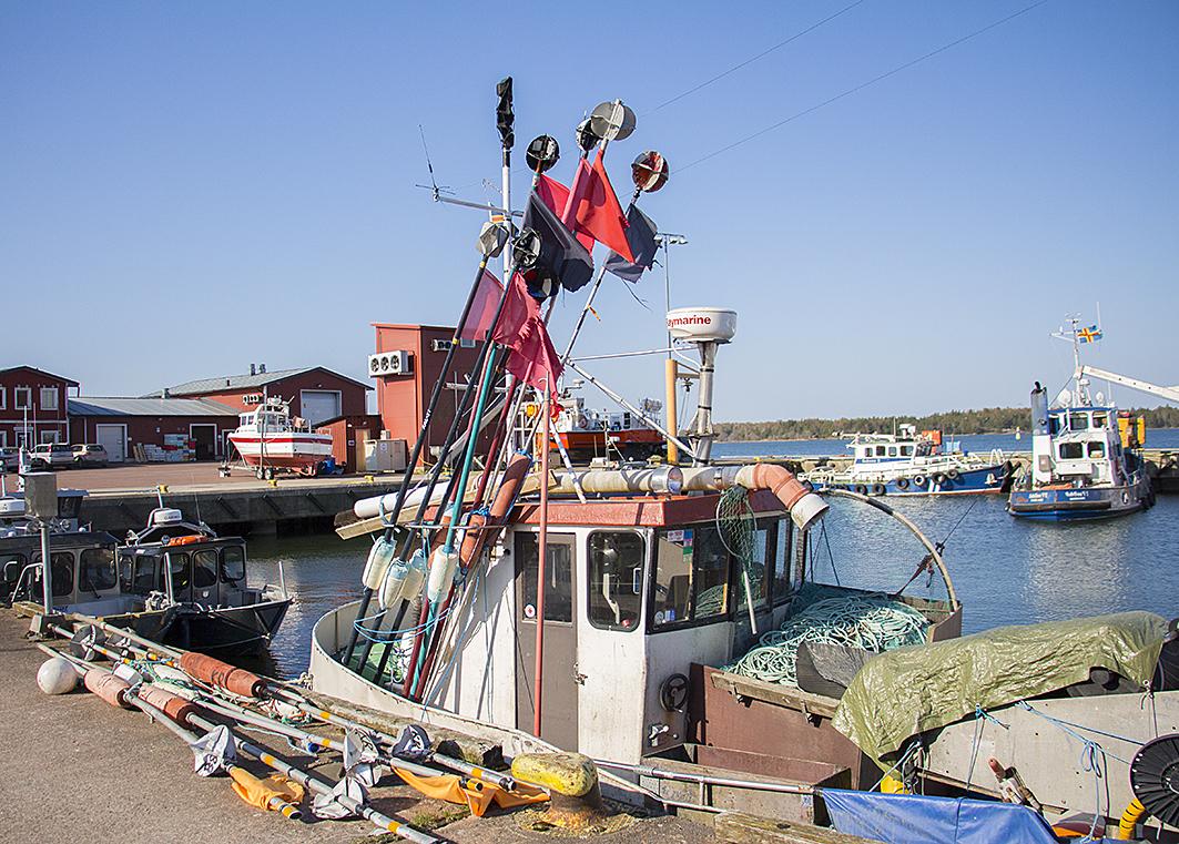 Fiskerirådgivning i 130 år, Ålands Fiskare
