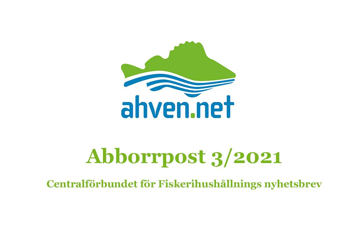 Logo för Abborrpost nyhetsbrev